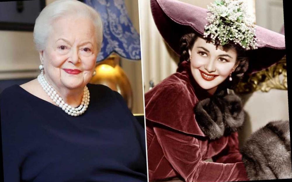 两届奥斯卡金像奖得主黛·哈维兰去世,享年104岁