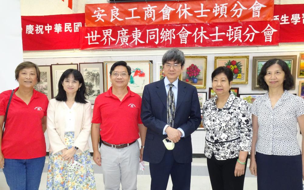 「國慶醫療講座」上周六舉行 施惠德醫師主講「揪心的SARS-COV2」
