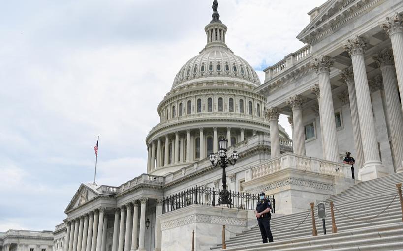 美參院通過1.9兆美元紓困法案