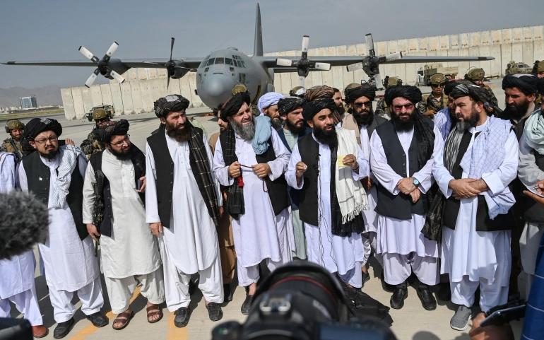 塔利班新內閣的強硬路線加劇阿富汗困境   將面臨諸多挑戰