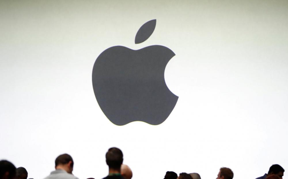 全球首家再破紀錄 蘋果市值超2萬億美元