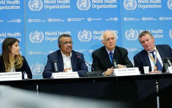 WHO:很難預測新冠病毒疫情發展