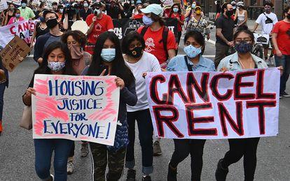 美國住房保護將于6月底到期    數百萬美國人可能被趕出家門