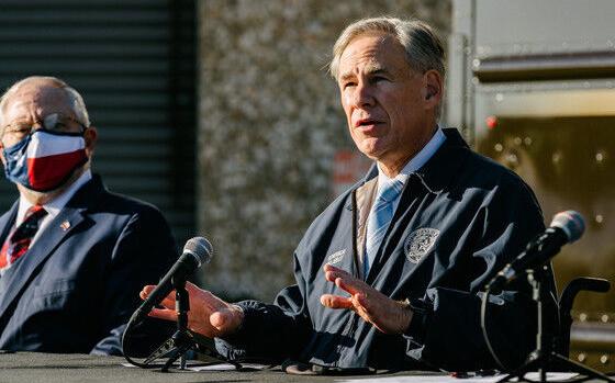德州州長阿博特:將廢除全州戴口罩命令並讓企業滿負荷運營