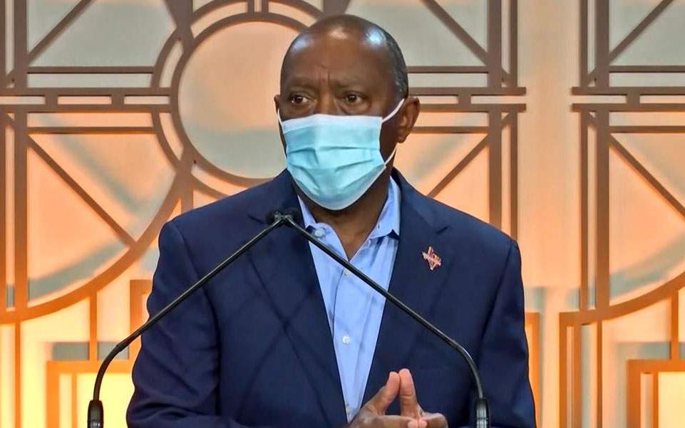 休斯頓市長:疫情若惡化,不排除宵禁可能