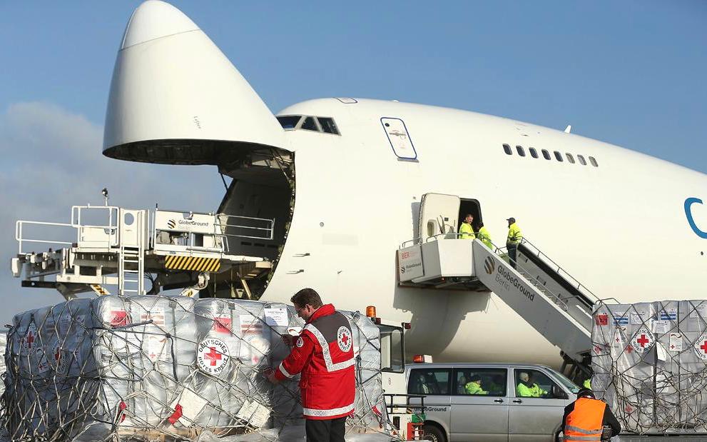 """""""世紀的使命""""-國際航協需要8000架貨運飛機將Covid-19疫苗運送到世界每個角落"""