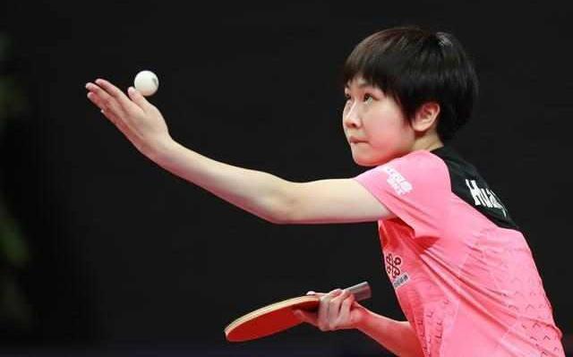 中國女乒世界冠軍、乒壇超級新星黃穎琦被全面封殺,無緣休斯頓世乒賽