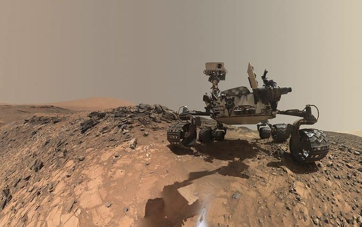 各有使命 三國火星探索器將先後抵達