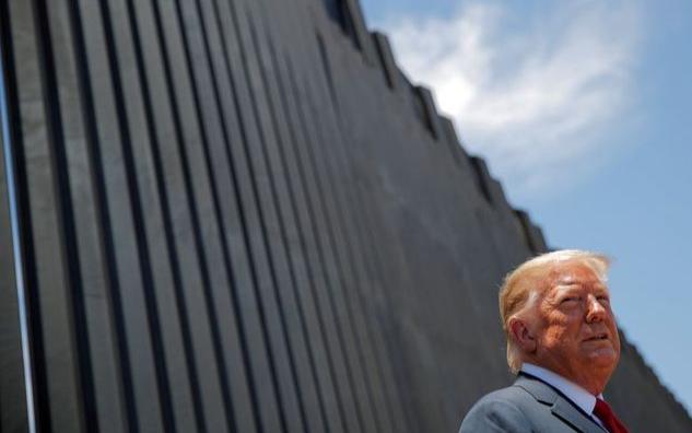 川普總統任期尾聲,將前往德州展示邊界牆