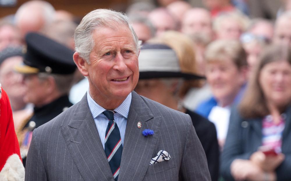 英國查爾斯王子染新冠肺炎!