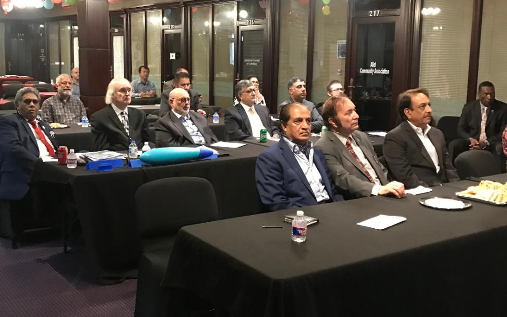 巴基斯坦总领事在国际贸易中心介绍如何与巴基斯坦做生意