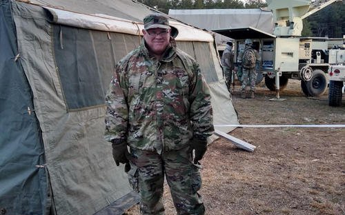 首位美國現役軍人死于冠狀病毒