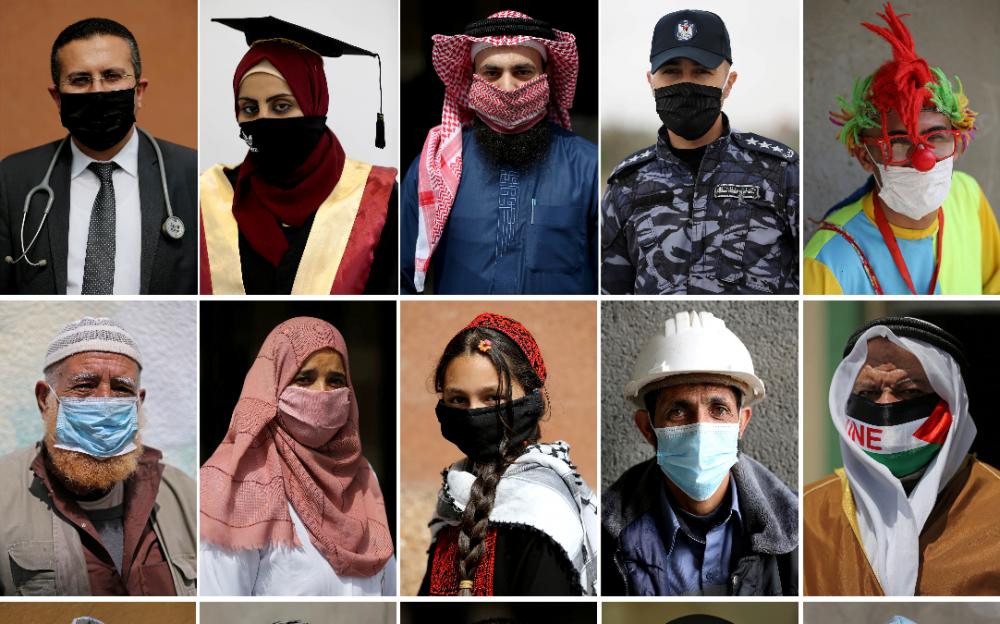 戴口罩分歧   導致美國防疫不同調