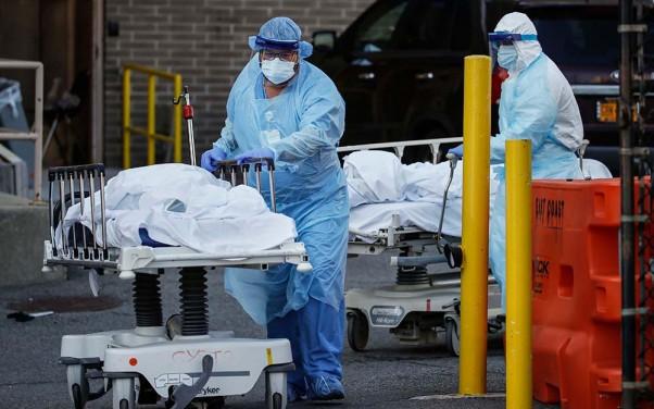 全球新冠病毒死亡人數超400萬,是自82年以來戰爭死亡人數的總和