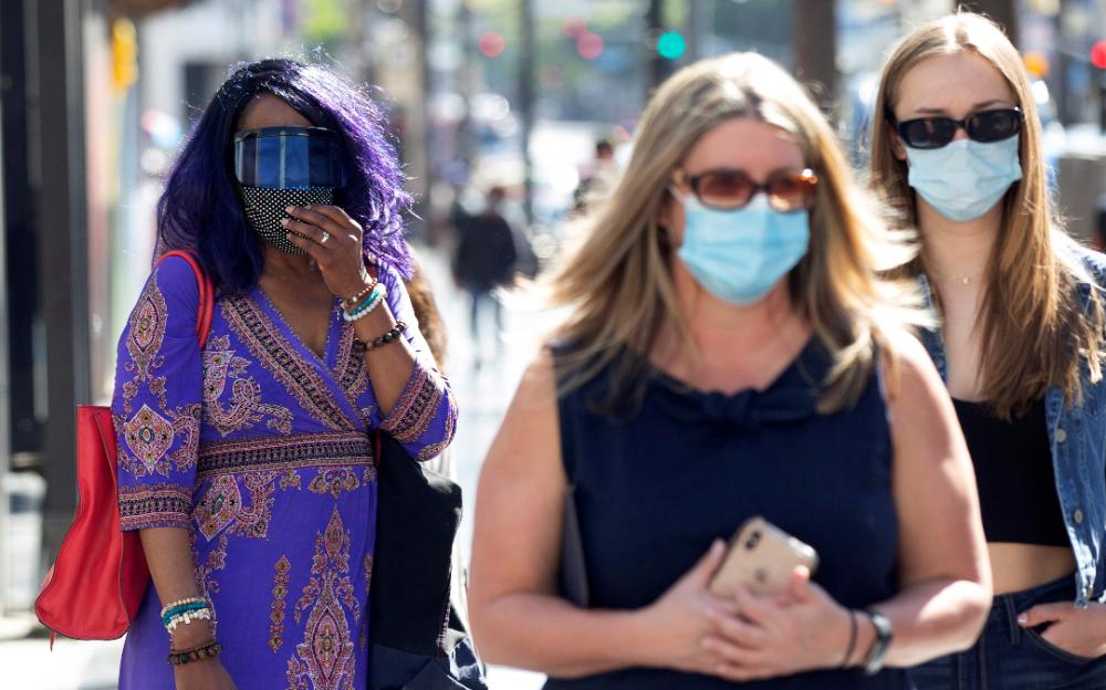 美CDC政策大轉彎:熱區室內仍應戴口罩